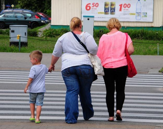 Współcześnie otyłość stanowi bardzo duży problem dla krajów świata , fot. Wasyluk /East News