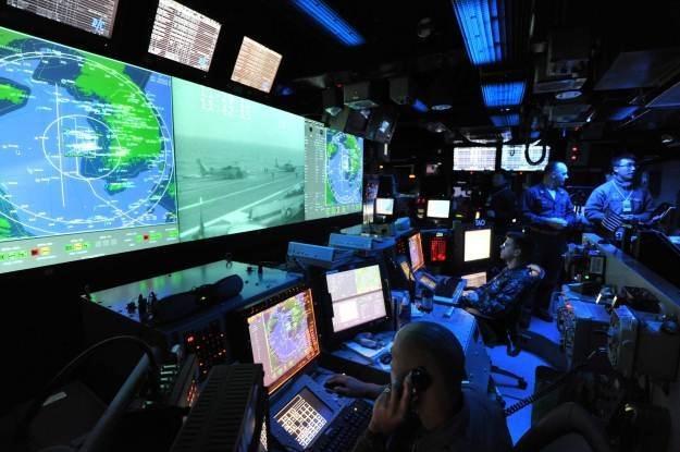 Współczesny konflikt ma nowy front - cyberprzestrzeń. Prezydencka ustawa  ma nas na to przygotować /AFP