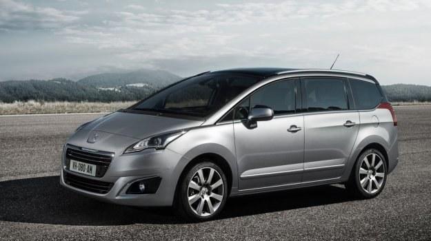 Współczynnik oporu 5008 wynosi niewiele, bo 0,29. /Peugeot