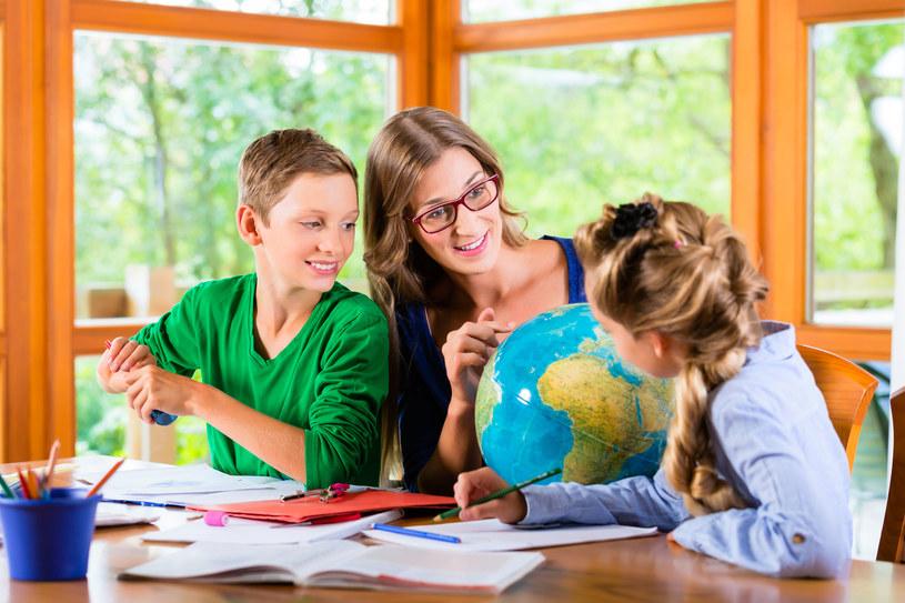 Wspólna nauka może być wspaniałą przygodą /123RF/PICSEL