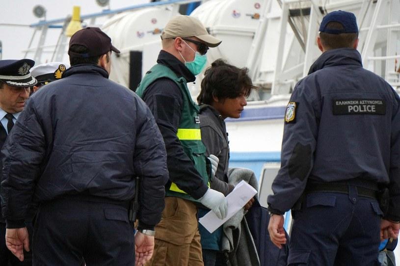 Wspólna straż graniczna i przybrzeżna coraz bliżej /AFP