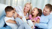 Wspólna zabawa uszczęśliwia rodziny