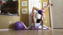Wspólne ćwiczenia przybrały nieoczekiwany obrót