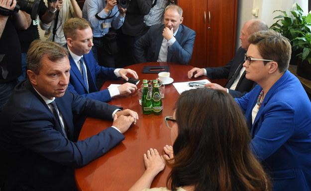 Wspólne działania opozycji przeciwko reformom PiS. Powołano specjalny sztab