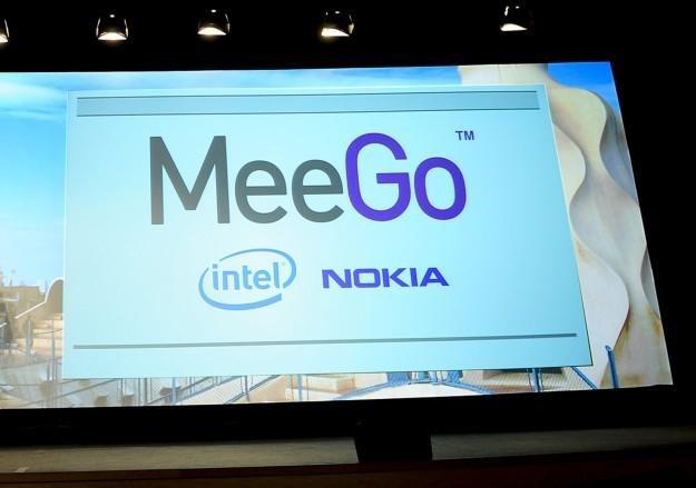 Wspólne dzieło Intela i Nokii - system MeeGo - ma trafić do telewizorów /AFP