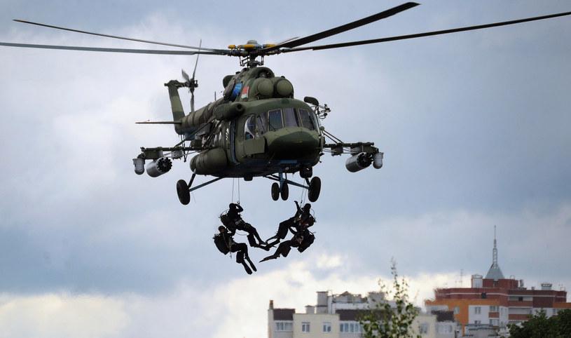 Wspólne manewry wojskowe Rosji i Białorusi niepokoją sąsiadów, zdj. ilustracyjne /Sergei GAPON / AFP /AFP
