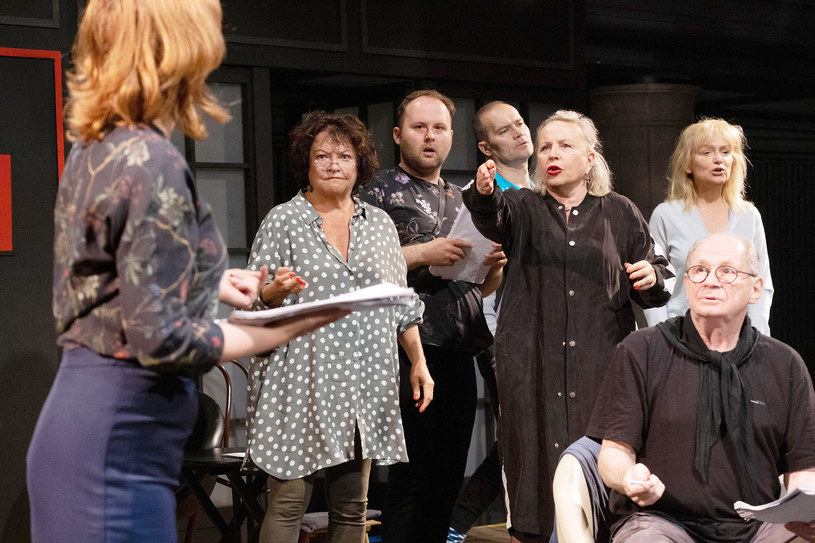 """""""Wspólnota Mieszkaniowa"""" - od 16 lipca w Och-Teatrze, fot. Robert Jaworski /materiały prasowe"""