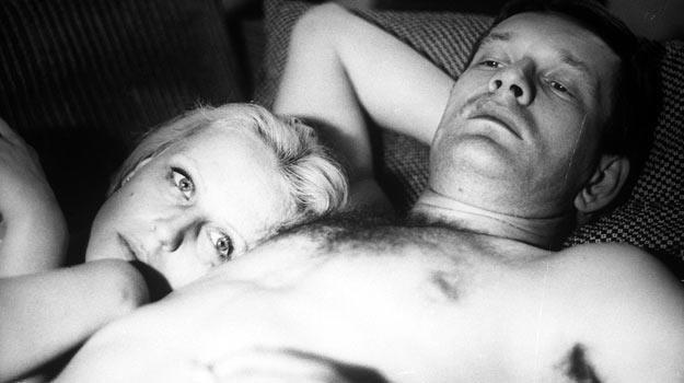 """Wspólny występ w filmie Andrzeja Wajdy """"Dyrygent"""" był początkiem końca ich małżeństwa /EAST NEWS/POLFILM"""