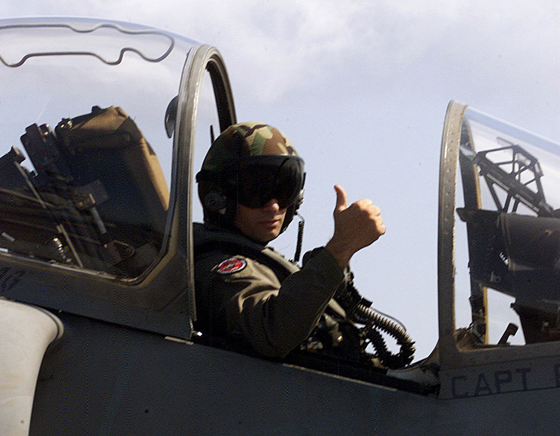 Współpraca esportowo-wojskowa może przynieść obopulne korzyści /AFP