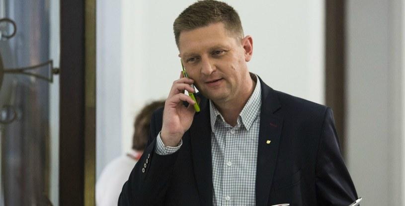 Współtwórcą nowego stowarzyszenia jest m.in. Andrzej Rozenek /Andrzej Hulimka  /Reporter