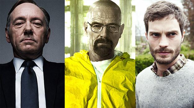 """Wśród nominowanych seriali znalazły się m.in.  """"Upadek"""", """"House of Cards"""" czy """"Breaking Bad"""". /materiały prasowe"""