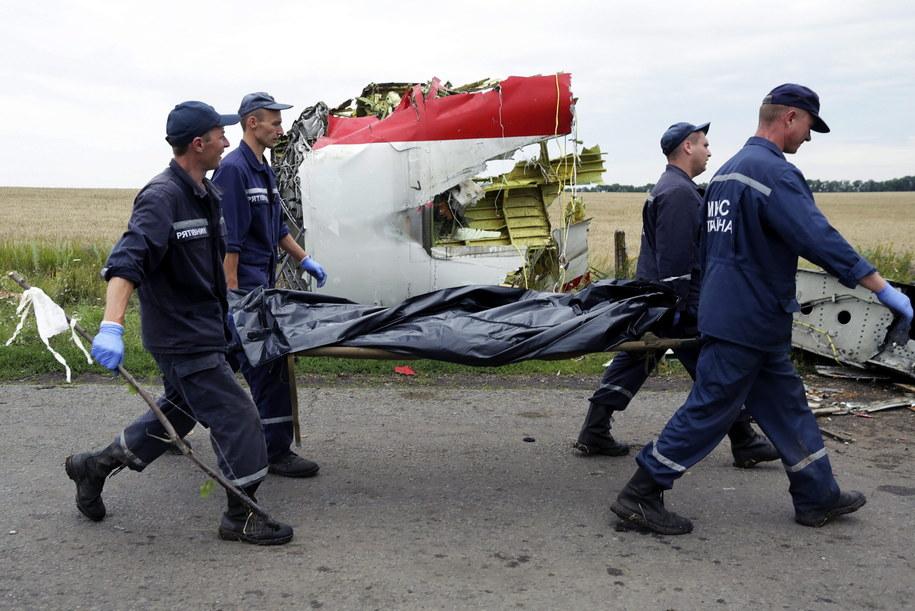 Wśród ofiar katastrofy malezyjskiego boeinga nie ma Polaków /ANASTASIA VLASOVA /PAP/EPA