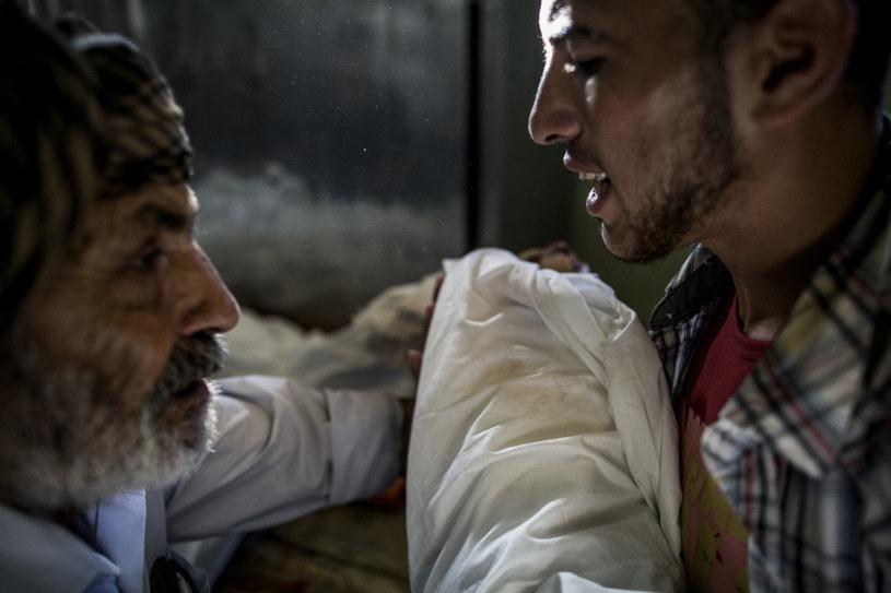 Wśród ofiar są dzieci /AFP