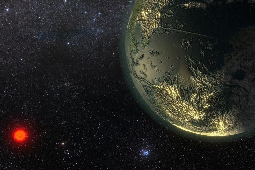Wśród opublikowanych danych znajduje się wiele nieodkrytych planet /materiały prasowe