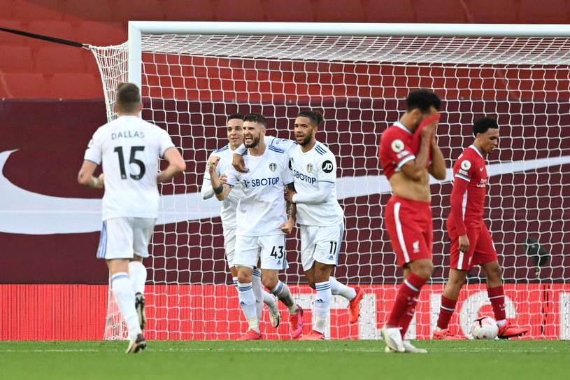 Wśród Polaków grających w Premier League znajduje się Mateusz Klich /Shaun Botterill /Getty Images