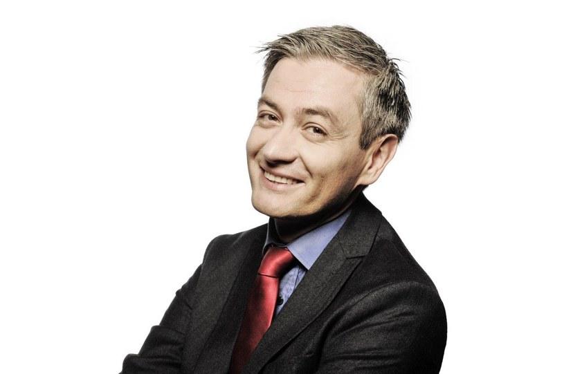"""Wśród prowadzących polskie """"SNL"""" znajdzie się równiez Robert Biedroń /Piotr Bławicki /East News"""
