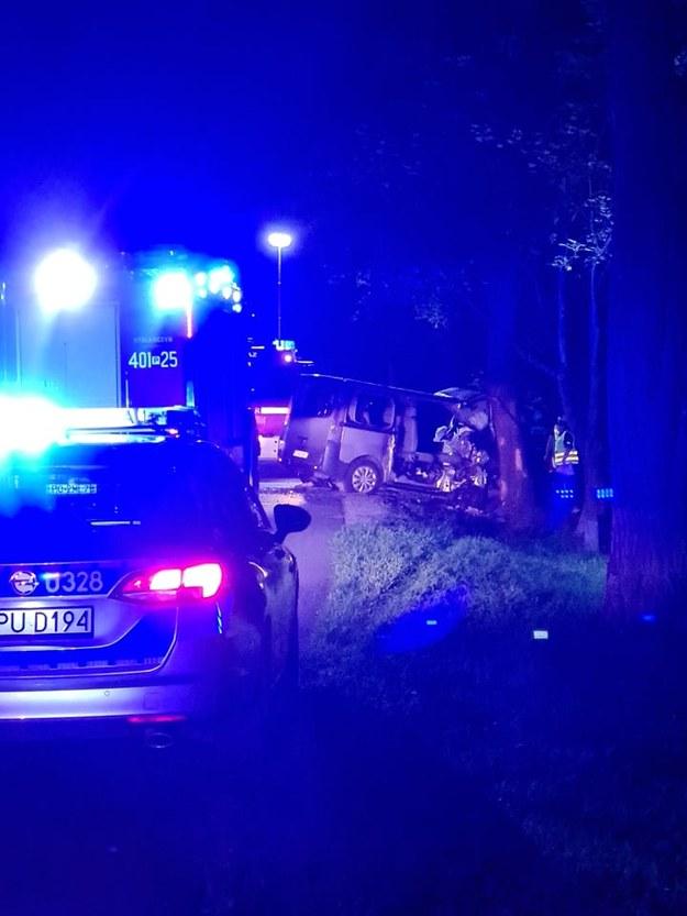 Wśród rannych jest 6 dzieci /Marcin Repczyc /Gorąca Linia RMF FM