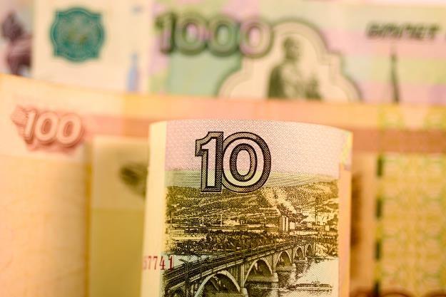 Wstrząs dla rubla, ale do katastrofy jest daleko... /©123RF/PICSEL