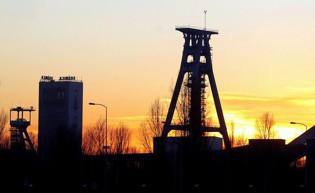 Wstrząs w kopalni Sośnica w Gliwicach