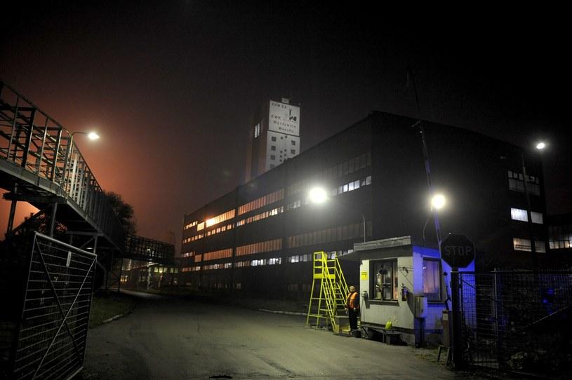 Wstrząs w kopalni Wesoła; zdj. ilustracyjne /Fot. Lukasz Kalinowski /East News