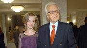 Wstydliwa choroba ojca Kamili Łapickiej
