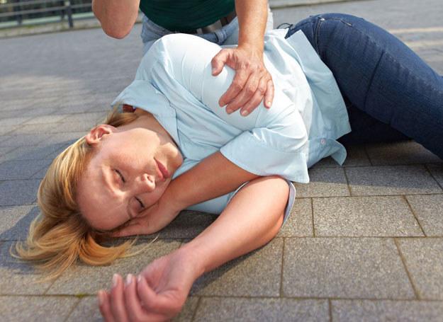 Wstząs anafilaktyczny może doprowadzić do śmierci /123RF/PICSEL