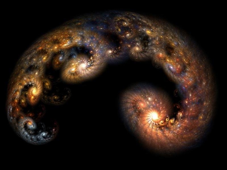 Wszechświat jest wieczny /123RF/PICSEL