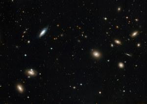 Wszechświat się nie rozszerza?