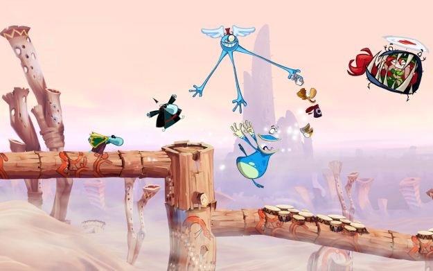 Wszyscy fani Raymana poczują się jak w domu! /Informacja prasowa