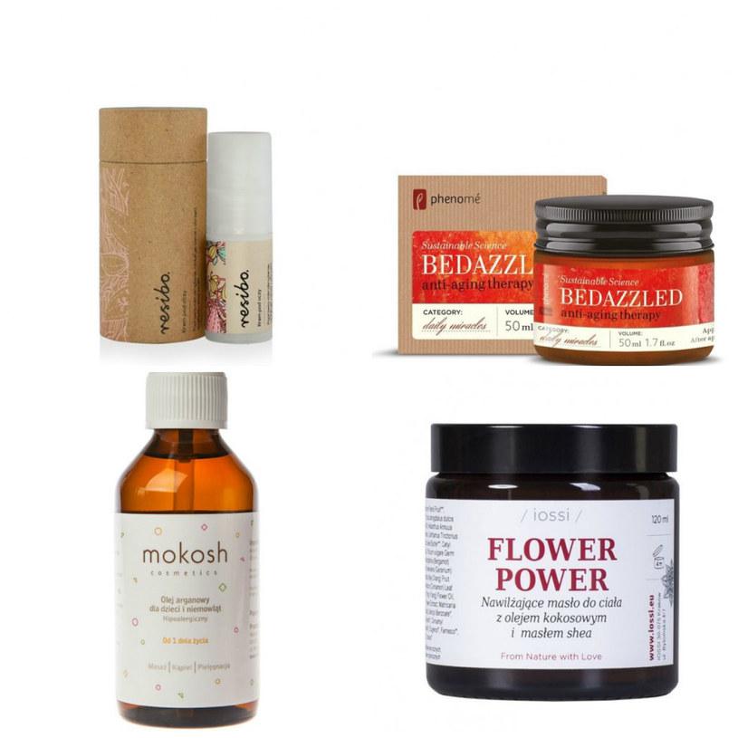 Wszystkie kosmetyki dostępne na showroom.pl /materiały prasowe /materiały prasowe