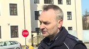 """""""Wszystkie policyjne drogi prowadzą do Szczytna"""" - przekonuje Marcin Piotrowski z Wyższej Szkoły Policji"""