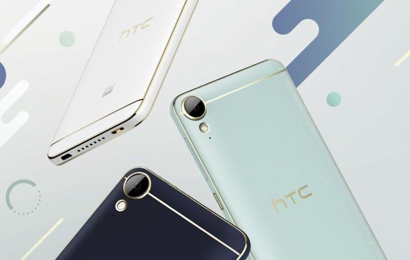 Wszystkie przecieki na temat HTC Desire 10 się sprawdziły /materiały prasowe