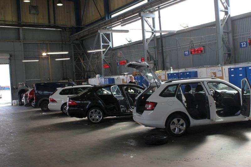 Wszystkie samochody przed zakupem są dokładnie weryfikowane /INTERIA.PL