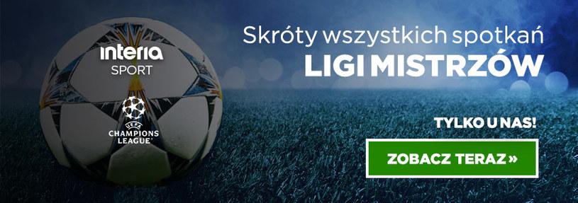 Wszystkie skróty LM obejrzysz na Interia Sport /Interia.pl /materiały prasowe