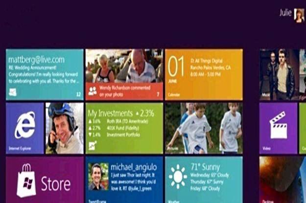 """Wszystkim osobom korzystającym z Windows Phone 7 takie rozłożenie """"kafelek"""" jest nieobce /materiały prasowe"""