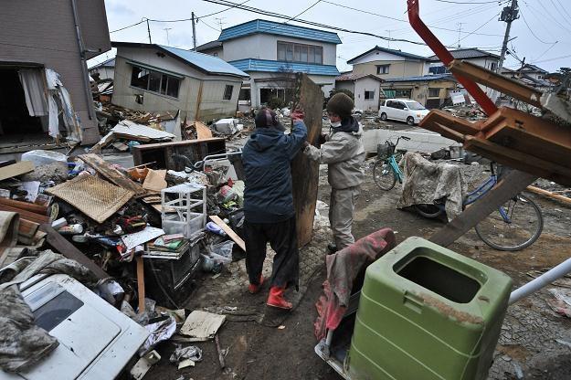 Wszystko, co mogło ulec zniszczeniu, zostało zniszczone. /AFP