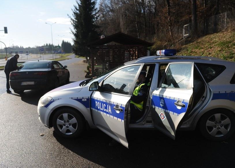 Wszystko dla bezpieczeństwa kierujących... /Łukasz Solski /East News