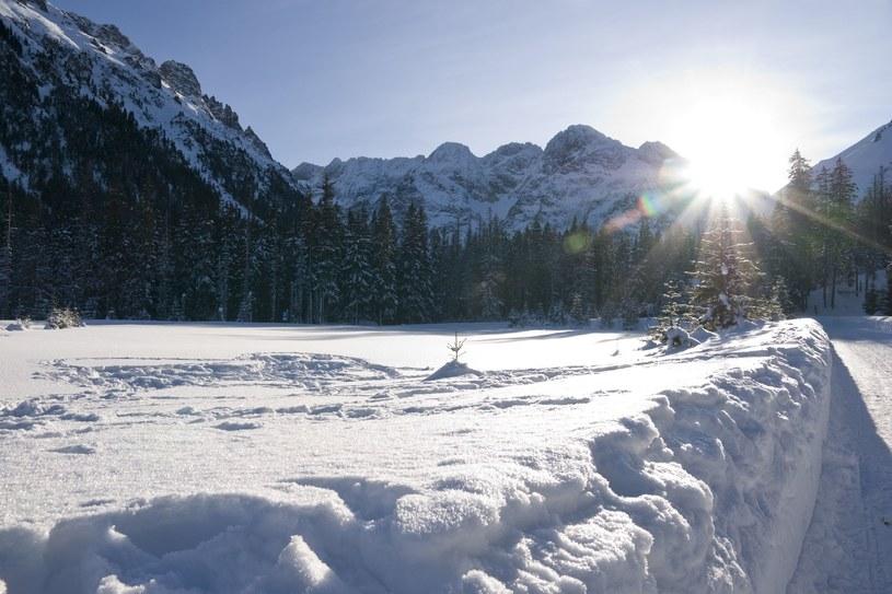 Wszystko wskazuje na to, że już niebawem wysoko w Tatrach znów będzie padać śnieg /123RF/PICSEL