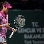 WTA Championships - Na Li pierwszą finalistką i numerem trzy w rankingu