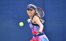 WTA Charleston. Magdalena Fręch - Grace Min 6:2, 6:4 w pierwszej rundzie