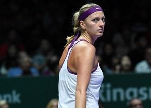 WTA Finals. Petra Kvitova: Agnieszka Radwańska grała znakomicie