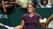 WTA Finals - Stephens lepsza od Osaki w grupie czerwonej