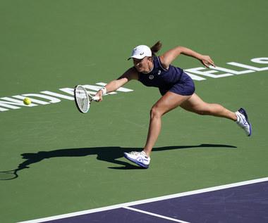 WTA Indian Wells. Iga Świątek wygrywa z Weroniką Kudiermietową