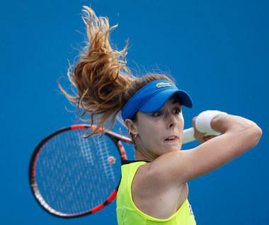 WTA Miami: Alize Cornet rywalką Agnieszki Radwańskiej w II rundzie