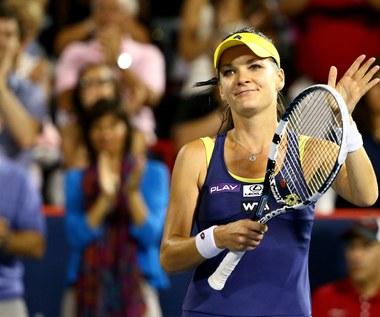WTA Montreal: Agnieszka Radwańska w finale!