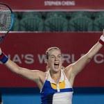 WTA w Hongkongu. Anastazja Pawliuczenkowa wygrała turniej