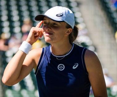 WTA w Indian Wells. Iga Świątek przegrywa w IV rundzie