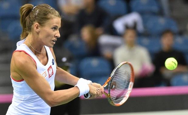WTA w Tokio: Rosolska awansowała do ćwierćfinału