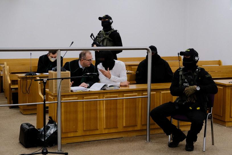 Wtorkowa rozprawa w Sądzie Okręgowym w Warszawie /Mateusz Marek /PAP