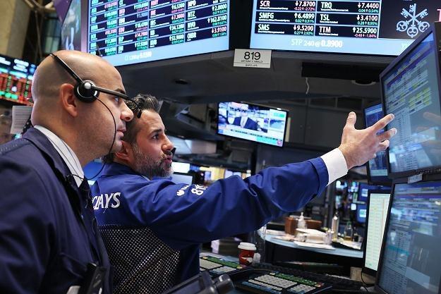 Wtorkowa sesja na Wall Street przyniosła dalszy ciąg wzrostów /AFP